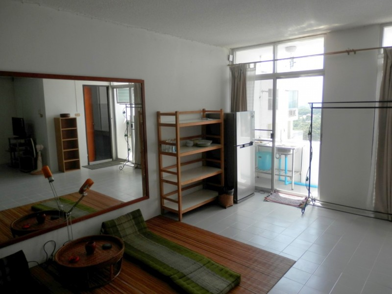 Condo for rent near Big C in Chiangmai, Thailand