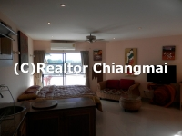 Riverside Condo for rent in Nong Hoi, Chiangmai, Thailand