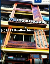 "Business for Sale ""MOJO HOUSE"" in the old city Chiangmai Thailand."