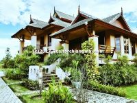 3 House for Sale with Land  5 Rai in San Kamphaeng Chiangmai Thailand