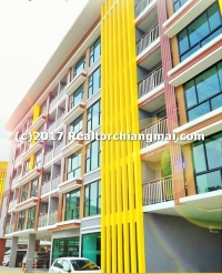 Condominium For Rent in Hangdong, Chiang Mai, Thailand.