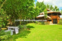 House for rent in Chaiya Sathan, Saraphi, Chiangmai, Thailand.