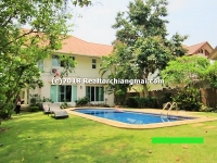 Luxury Home for rent with pool in Hang Dong, Chiang Mai, Thailand