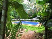 Resort for rent Style Boutique Lanna in Chiangmai, Thailand.