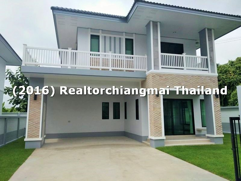 New House for Rent with Swimming pool San Pak Waan in Hangdong Chiangmai