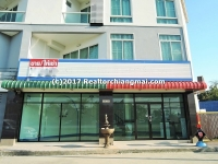 Business building for Sale Near Central Festivai Chiangmai Thailand