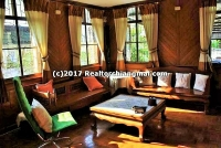 Single Storey House for rent near Airport, Chiangmai, Thailand.