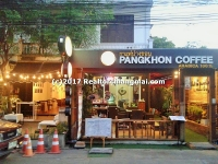 Business for sale and rent in Nimmanhaemin, Chiangmai, Thailand.