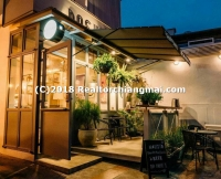 Business Hostel for Sale 10 minute to Nimman Haemin Rd. in Chiangmai, Thailand.