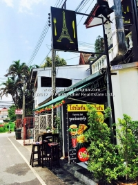 Restaurant Business for rent in Jed Yod, Mueang, Chiangmai,Thailand