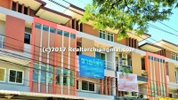 Business building for sale in San Kamphaeng, Chiangmai, Thailand.