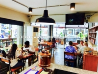 Café and Hostel Business for sale in the heart of Chiang Mai City