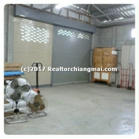 Warehouse for rent in Mae hia & Padad Chiangmai, Thailand.