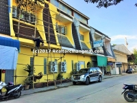 Quick Sale 8.7 Ml ! Business building for Sale in the city Chiangmai Thailand.