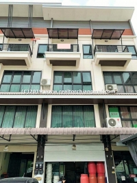 4 storey commercial building for RENT near Muang Mai Market, Mueang, Chiang Mai Province