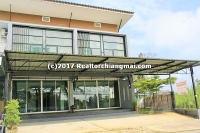 Two Storey Townhome for rent in Maejo Chiangmai, Thailand.