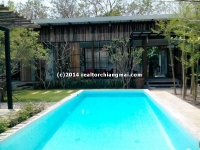 Brand new house with private pool for Rent in  Chiangmai, Thailand