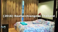 Condo for Rent or Sale Near  Suan Dok Temple Chiangmai Thailand