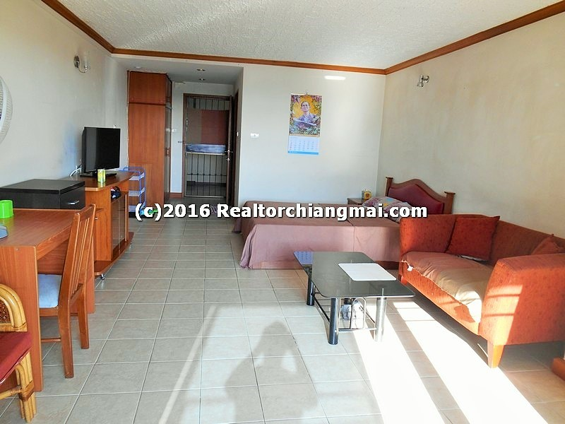 Condominium For Rent Nakorn Ping in Chiang Mai Thailand