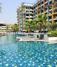Condo for Rent at Punna Oasis Chiang Mai-Lampang Rd.