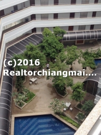 43 Sq.m  STUDIO Condo  Near Nimmahaemin  CHIANG MAI CITY FOR RENT