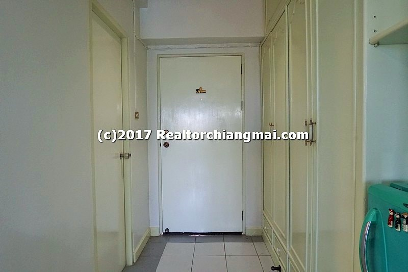 "Condo for Rent ""Keangmor Condominium"" near Chiang Mai University."