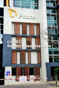 Condo for Rent near Chiang Mai University, Chiang Mai, Thailand.