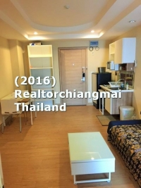 Condo for Rent in Chetyod Changkiean Chiangmai Thailand