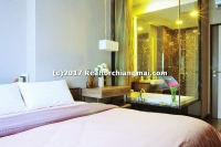"Luxury Condo for rent at ""MODA Condo"" Near MAYA  Shoppingmall,  Nimmanhaemin Rd., Chiangmai"