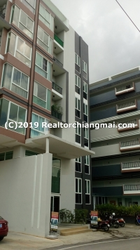 Condo for rent in Chang Peuak, Muang, Chiang Mai.