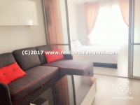 "Condo for rent at ""D Condo"" close to Central Festival Chiang Mai"