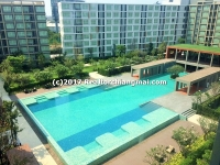 Condominium for Rent Near Central Festival Chiangmai Thailand.