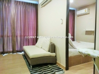 Condominium For Rent in The One Plus Condominium 3 , Nong Pa Krang, Chiangmai.