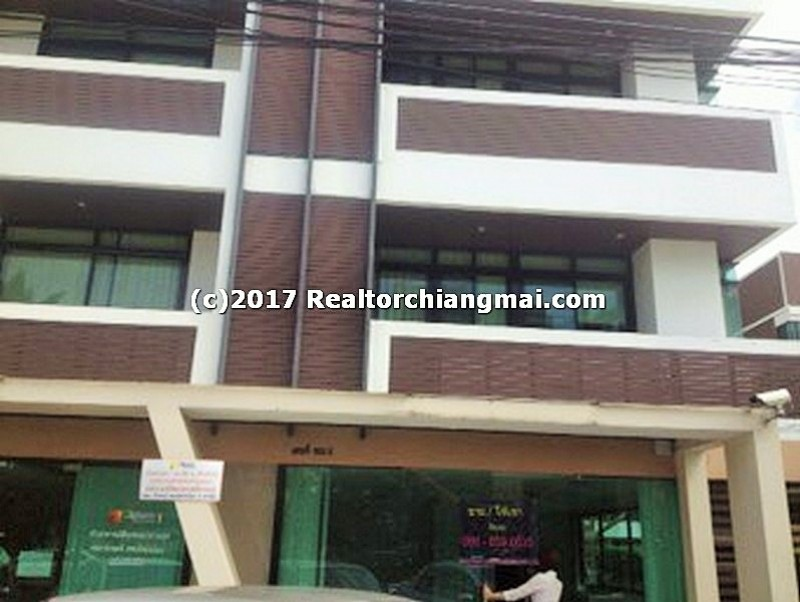 Condominium for rent in Chiangmai Business Park, Chiangmai, Thailand.