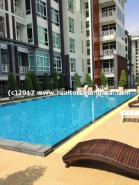 "Condo for rent at ""My Hip Condo 2"", Nong Pa Khrang, Mueang, Chiang Mai"