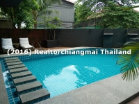 Condo for Rent Near Maya Chiangmai Thailand