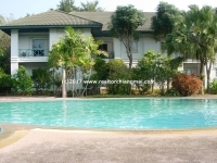 "Apartment for rent at ""San Sai Fields Apartment"", near Mee Chok Plaza, Chiang Mai"