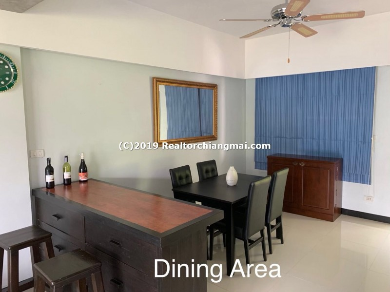 Condo for Sale inside Alpine Golf Resort Chiangmai, San Kamphaeng, Chiang Mai.