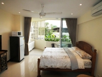 Condo studio room for rent near train station in Chiangmai, Thailand