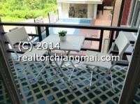 New 1 bedroom condo for rent near CMU. in Chiang Mai,Thailand