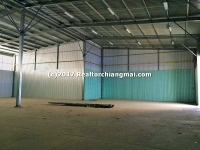 Factory for Rent Near Central Festival Chiangmai, Thailand.