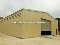 Factory for Rent Near San Kamphaeng, Chiangmai, Thailand.