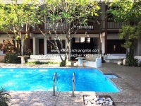 22 rooms Boutique Residence with swimming pool near Night Bazaar Chiangmai, Thailand