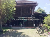 Old Style Lanna Guest house for sale Gymkhana, Chiangmai, Thailand