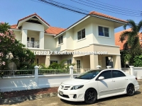 New renovate house for rent in Koolpan 9 near Lanna International school.