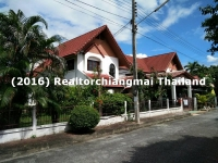 House for Rent In City, Chiangmai Thailand