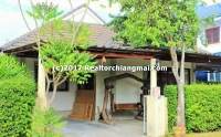 Single-Storey house for rent in Mae Hia, Chiangmai, Thailand.