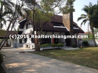 A very beautiful house for rent in Wat Kad area  Chiangmai, Thailand.