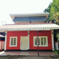 Two Story House for rent in Chang Moi, Muang Chiangmai, Thailand