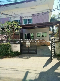 Townhome for rent in Tha Sala, Muang district, Chiangmai